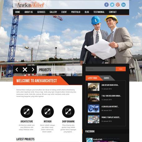 Jasa Pembuatan Website Company profile Murah