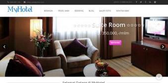 Sistem Informasi Reservasi Kamar Hotel Berbasis Php dan Mysql