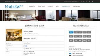 Aplikasi Reservasi Kamar Hotel Dan Pemilihan Nomor Kamar Berbasis Php dan Mysql