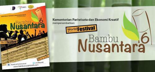 Festival Musik Bambu Nusantara 20
