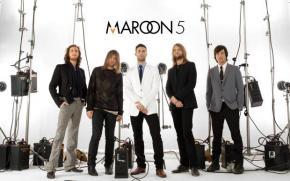 Maroon Live in Jakarta 2012