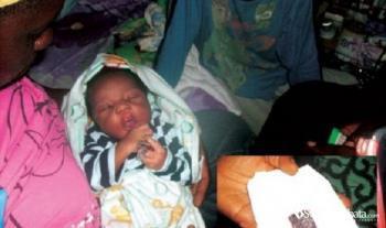 Subhanallah, Bayi Ini Lahir Membawa Alquran