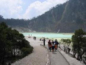 Wisata Alam yang dapat menyegarkan pikiran dan raga di Selatan Bandung
