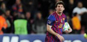 Messi Fantastis!