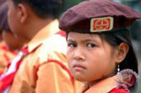 Pramuka internasional akan berkumpul di Palembang