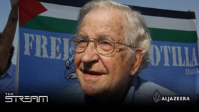 Chomsky: Calling for change on US support for Israel