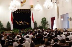 Presiden Apresiasi 503 Kepala Sekolah dengan Indeks Integritas UN Tertinggi