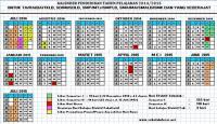 Kalender Pendidikan 2015